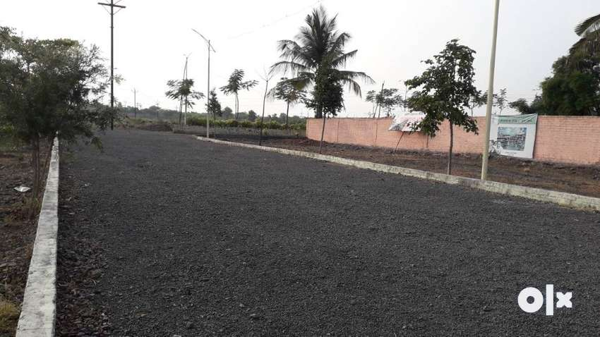@Theur Plot Available on sale  # prime location ,Pune Solapur Highway 0