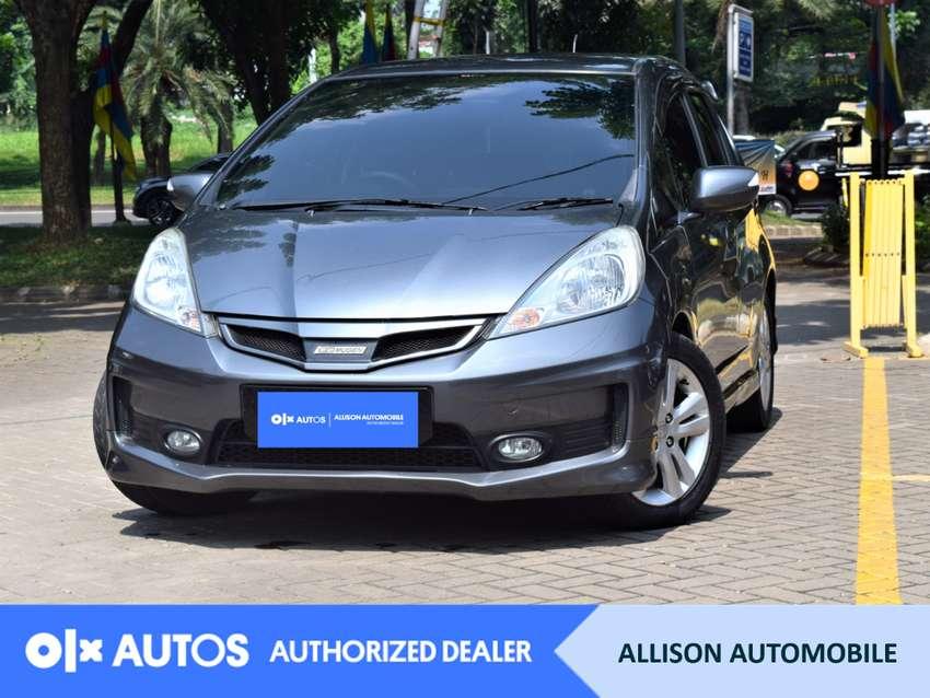 [OLX Autos] Honda Jazz 2012 1.5 RS A/T Bensin Abu-abu #Allison