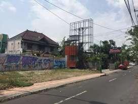 Tanah strategis, buat hotel , tengah kota Jogja