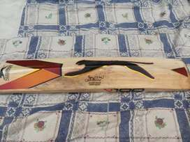 Slazenger V100 cricket bat