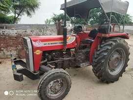 Massy tractor