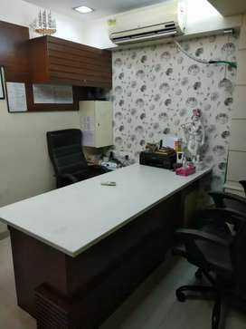 Fully Furnished Office for rent sector 11 belapur