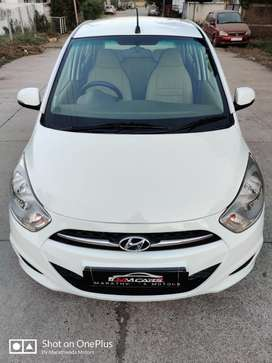 Hyundai i10 Sportz 1.2 Automatic Kappa2, 2012, Petrol