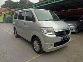 Suzuki APV GL th 2008 Manual plat BE