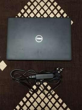 Dell Laptop core i3 7th Gen