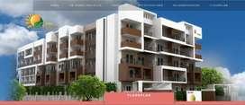 DS MAX SUNWORTH-K R Puram - 2BHK Apartment for Sale