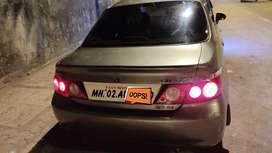 Honda City ZX 2006 CNG & Hybrids Good Condition