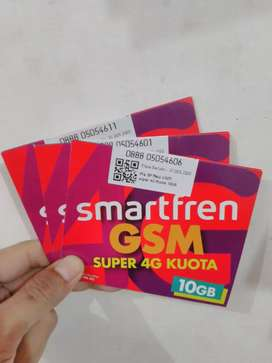 Smartfren Internet 10GB