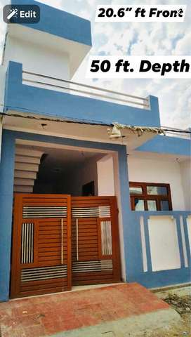 House for sale, 1025 ft, Gudamba, Kursi Road