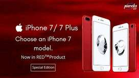 Apple Iphone 7 plus 128GB RED New