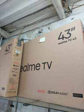 Tv Realme android tv 43 inch RP 3.699.000