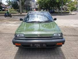 Honda Civic wonder manual Tahun 1986 super Antik Khusus Colector Item