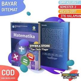COD | Buku Siswa Matematika Semester 2 SMP Kelas 7 K13 Edisi Rev 2017