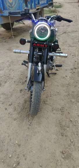 Selling my Royal Enfield(500 CC)
