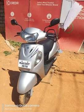 Good Condition Suzuki Access 125Z with Warranty |  3618 Bangalore