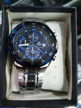 Casio edifice chronohrapher watch men