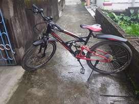 hero sprint rx7 cycle,