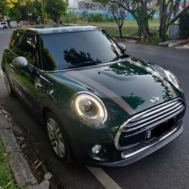 For sale Mini Cooper 7th Series Limited Edition British Green