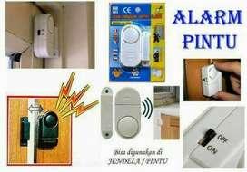 Bel Pintu Rumah Anti Pencuri Bunyi Jendela / Pintu