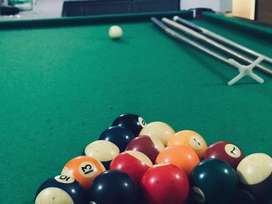 Billiard , snooker, 8 ball pool, pool table