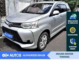 [OLX Autos] Toyota Avanza 2017 Veloz 1.3 Bensin M/T #Arjuna Tomang