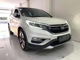 Honda CRV 2.4 Prestige Triptonik 2015 Sunroof