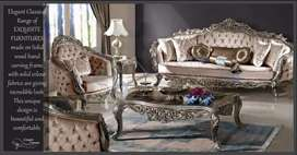 Wedding package quality furniture sofa set bedroom set dining table