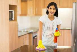 Hiring open for females in Houses like Maids , Baby care, Live in