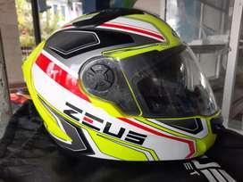 Helm zeus zs813 double visor size M
