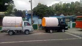 Kartosuro Sukoharjo Tandon air 5000 liter HDPE tebal 8mm kwalitas sni