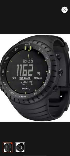 Suunto  Black Core Military Watch