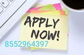 Urgent vacancy part time internet home based job