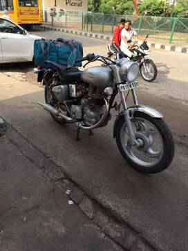 Royal enfield elctra