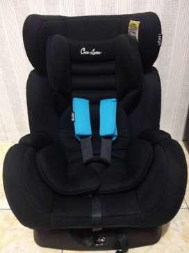 Car seat merk Coco latte BB anak SD 25kg beli November 2017
