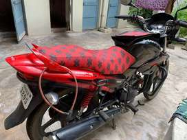 Hero Honda glamour Bike for sale 2014/08 very less use, 45,000/- rs