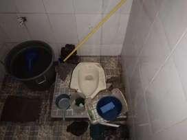 Melancarkan saluran air sumbat westapel sedot sapsitang wc tumpat