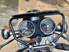 Dijual, Kawasaki W250 tahun 2019. Kilometer baru 2000. Like new