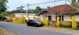 Disewakan: Gudang + Rumah di Subang, Jabar