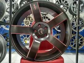 Velg Mobilo HSR Wheel KM690 Ring 20 Untuk Innova Harier dll