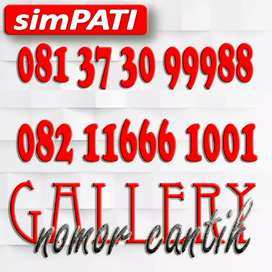 NOMOR CANTIK SIMPATI 11666_1OO1