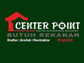 Dibutuhkan Rekan Drafter, Kontraktor, Arsitek Khusus di Kab Boyolali