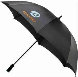 sablon payung murah di solo souvenir buku menu kartu nama banner mmt