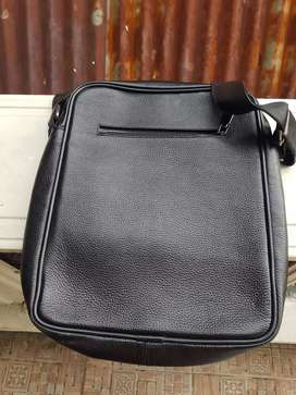 Tas leather hand made pria