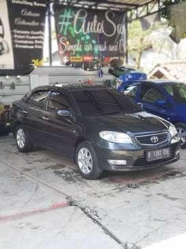 Toyota Vios G AT 2004 Aseli Full original Siapp mudik