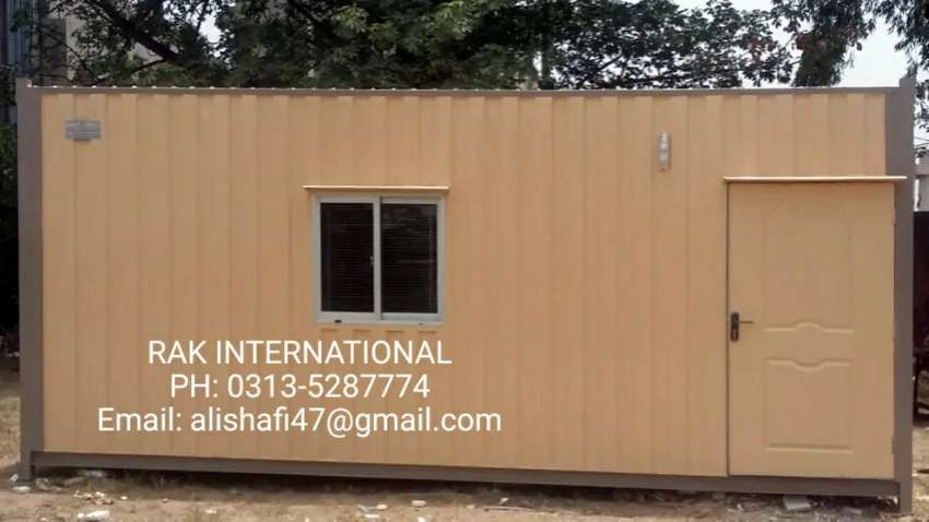 New office container,porta cabin,toilet,washroom,prefab room,cafe.. 0