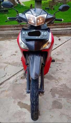 Honda Supra X Helm in tahun 2012