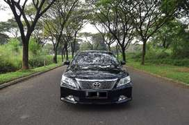 SALE! Toyota Camry 2.5 V AT 2013 Cuci Gudang!
