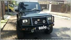 Jeep Taft Indpendent 1997 4x4 jual apa adanya sdh bosan
