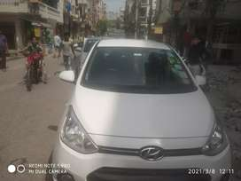 Hyundai Grand i10 2016 CNG & Hybrids Well Maintained