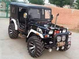 Jain Jeep Motor Garage all State transport facilities available